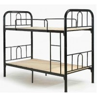 METAL BUNK BED DOUBLE DECKER