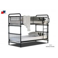MONACO METAL BUNK BED - BS EN 747 & AS/NZS:4220