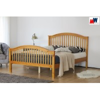 MADRID WOODEN BED